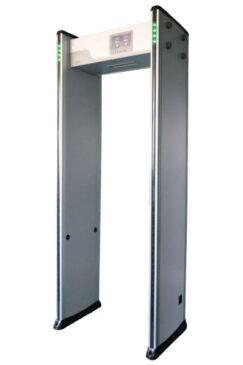 metal detector airport