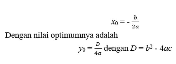 nilai optimum 1
