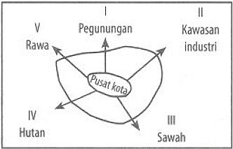 teori pusat pertumbuhan