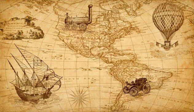 kedatangan dan terbentuknya kekuasaan kolonial di indonesia