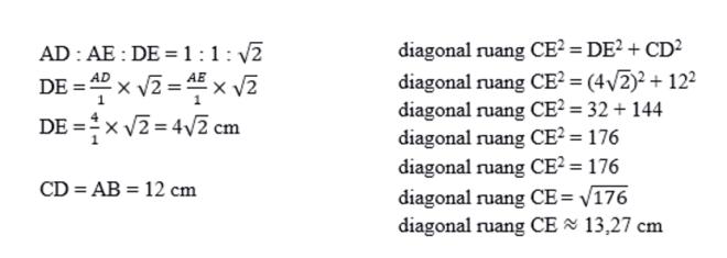 soal phytagoras 2