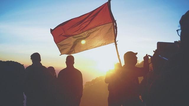Tumbuhnya Semangat Kebangsaan Rakyat Indonesia