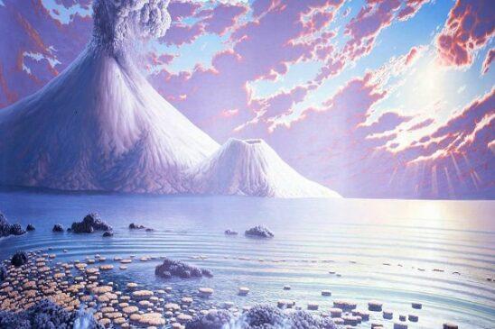 Ilustrasi Zaman Arkaekum