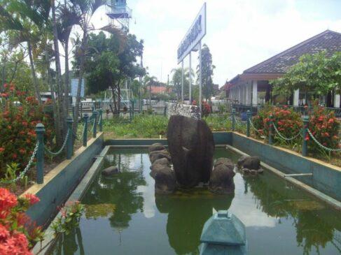 Kolam Wudhu Masjid Agung Demak