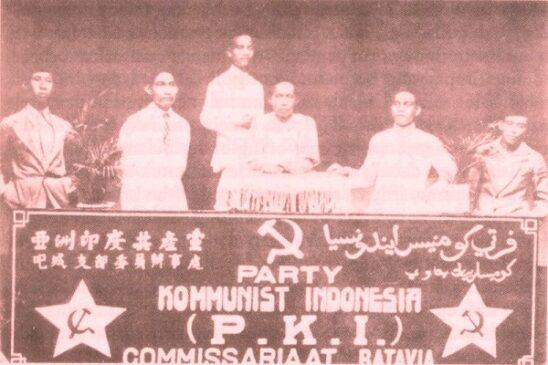Tujuan PKI di Indonesia Pada Awal Berdiri