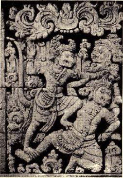 Relief Hanuman