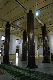 Soko Guru Masjid Agung Demak