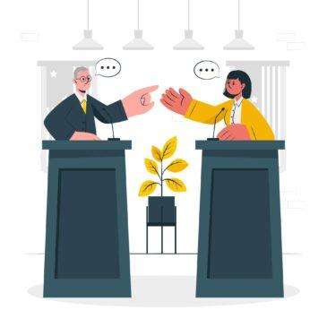 Contoh Teks Debat Tentang Belajar Online
