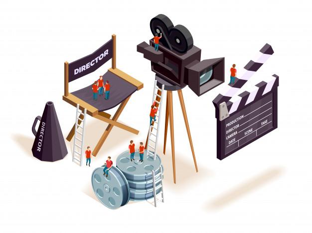 Menjadi Masukan untuk Pembuat Film dan Pemain Film
