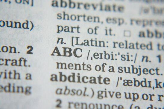 Contoh Sinonim Kata dari A-Z Secara Lengkap