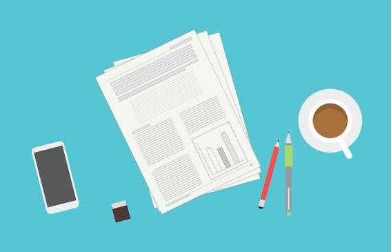 Susunan Paper Penelitian dan Contohnya