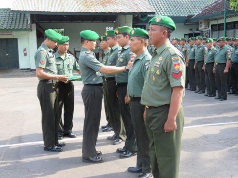 Syarat Kenaikan Pangkat TNI AD