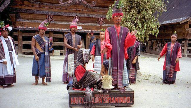 Agama dan Kepercayaan Suku Batak