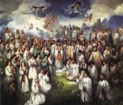 Santos-Martires-coreanos-tapiz-de-la-canonización