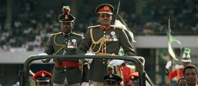 Image result for 1983 Nigerian Coup D'état