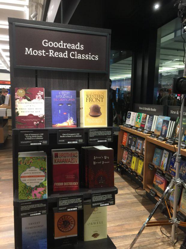 Amazon-Goodreads-Books