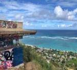 ハワイのオアフ島の絶景ポイント ピルボックスハイクに行く The Busを使って行くには