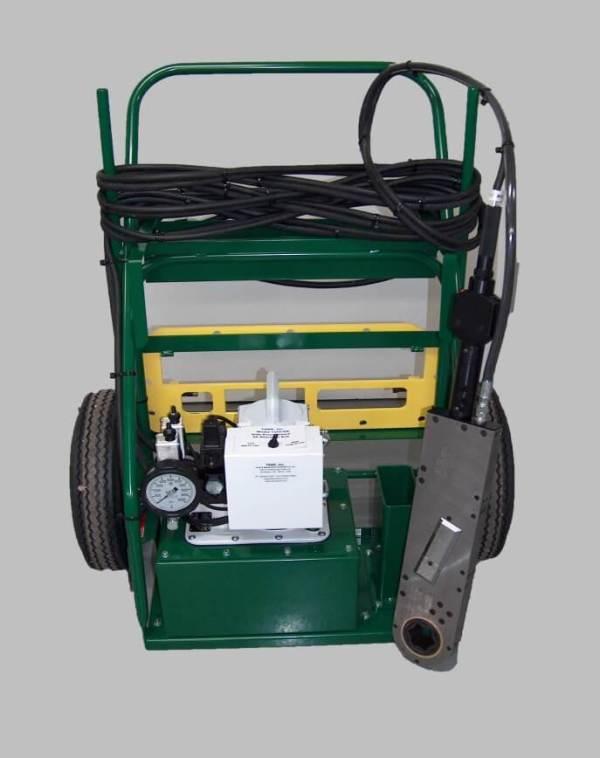 Model 1200-DD GE Aleternator Rotor Coupling Bolt Wrench Dirty Dozen- Tame Tools EMD and GE Diesel engine maintenance