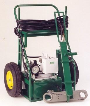 Model 50000 GE Main Bearing Wrench- Tame Tools EMD and GE Diesel engine maintenance
