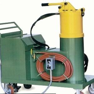 Model 88 Lower Liner Bore Insert Puller-Installer for EMD Engines- Tame Tools EMD and GE Diesel engine maintenance