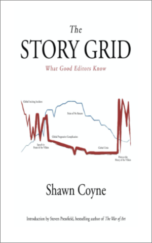 Books for Writers - The Story Grid by Shawn Coyne