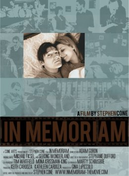 """In Memoriam"" Movie Poster"