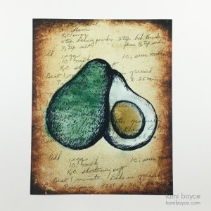 Avocado, Kitchen Series