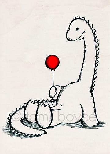 balloon_dinosaur