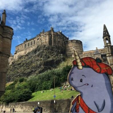 Mort in Edinburgh