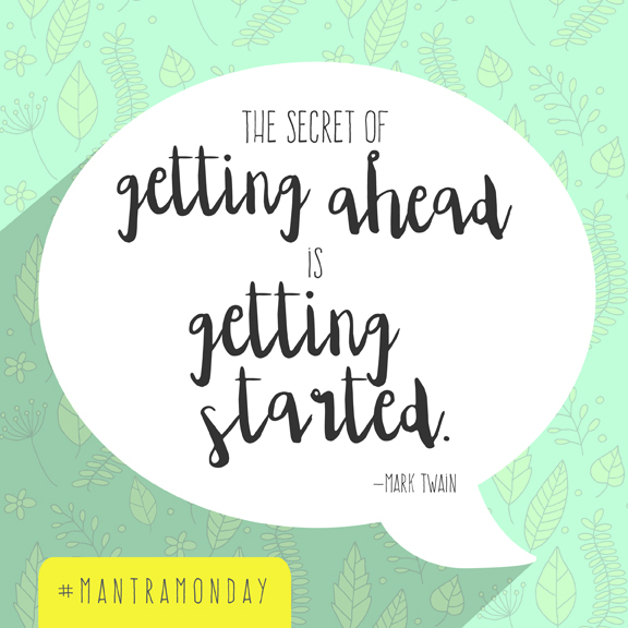 Mantra Mondays