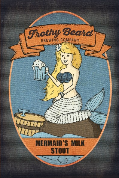 Mermaid's Milk Stout_Poster Size Updated Logo
