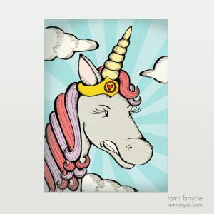 Unicorn, Superhero Series