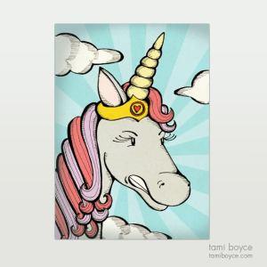 Unicorn, Superhero Series