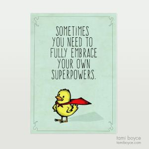 Superpowers, Warm Fuzzy