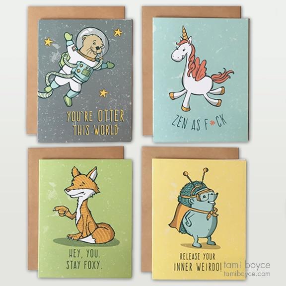 You Do You Greeting Cards