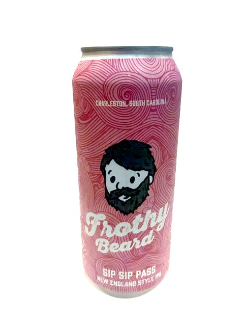 Frothy can 2