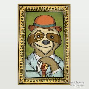 professor slothworth