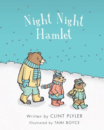 Night Night Hamlet Cover