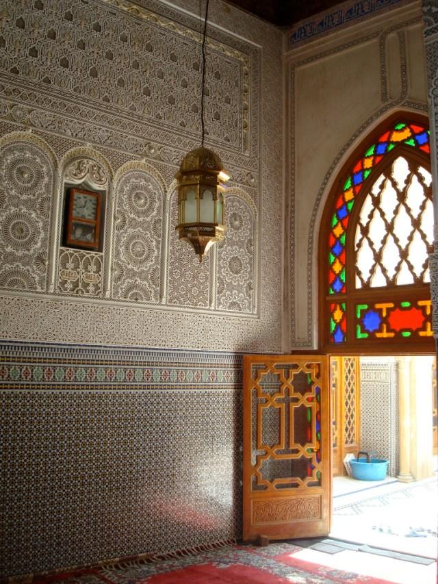interior doorway, Fez