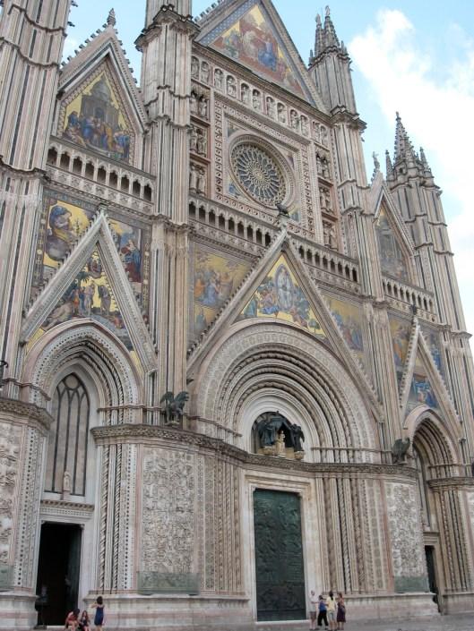 Duomo, Orvieto, Italy