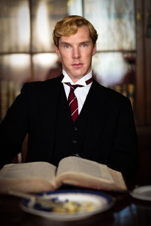 Parade's End, Benedict Cumberbatch