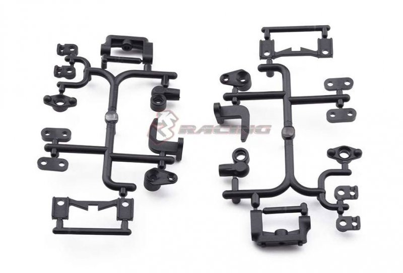3Racing Battery Holder Plastic Replacement For 3racing