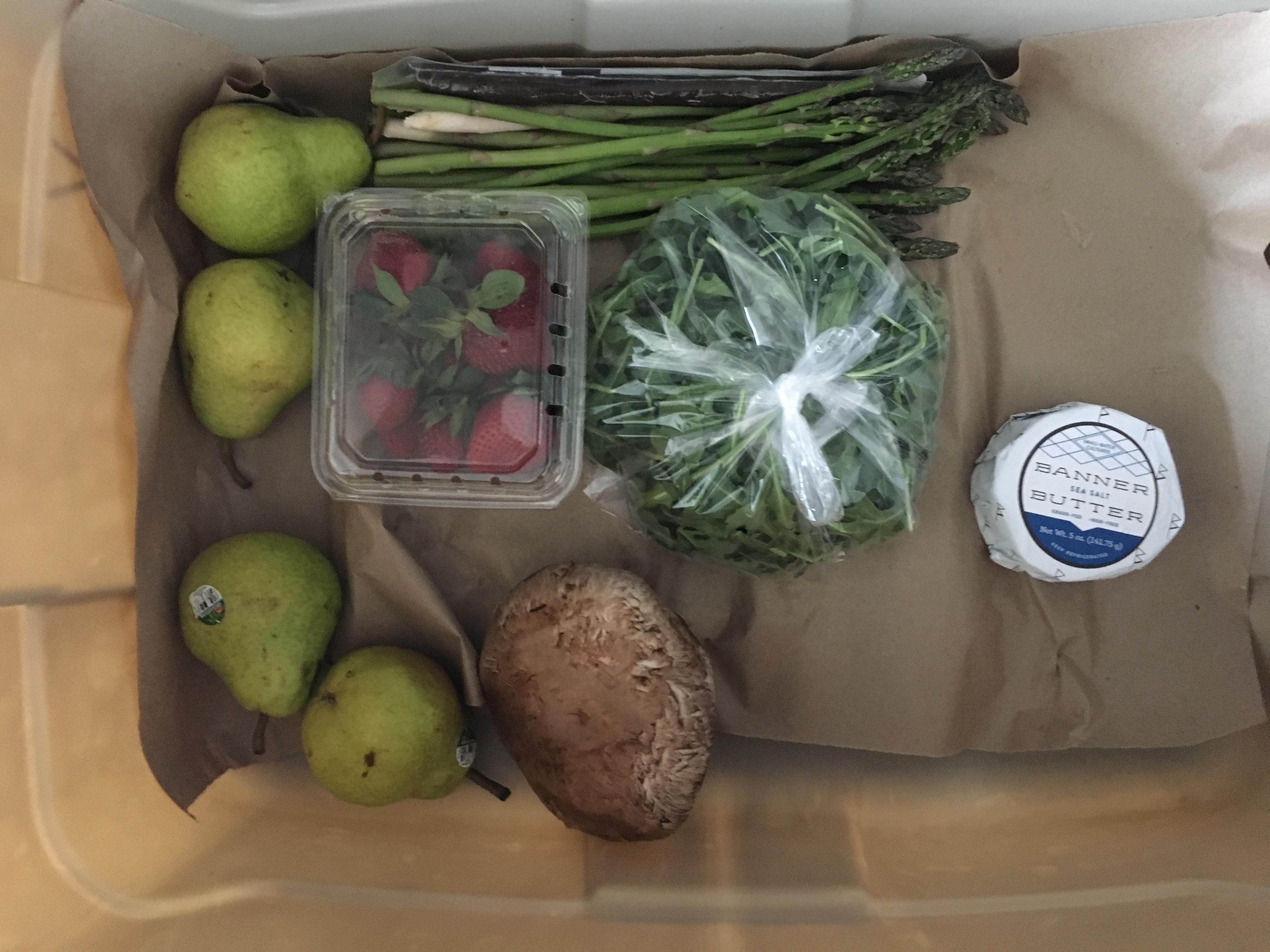 Todays' Fresh Harvest