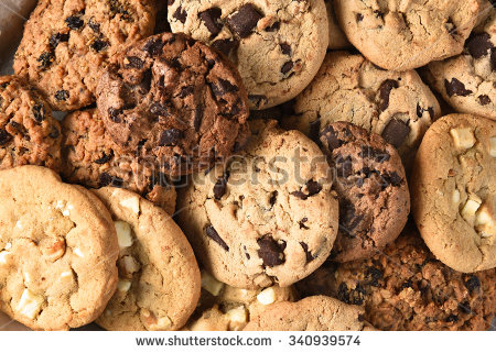 stock-photo-closeup-of-a-group-of-assorted-cookies-chocolate-chip-oatmeal-raisin-white-chocolate-fill-the-340939574