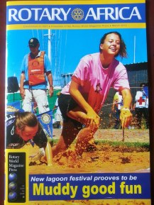 Rotary Africa March 2013