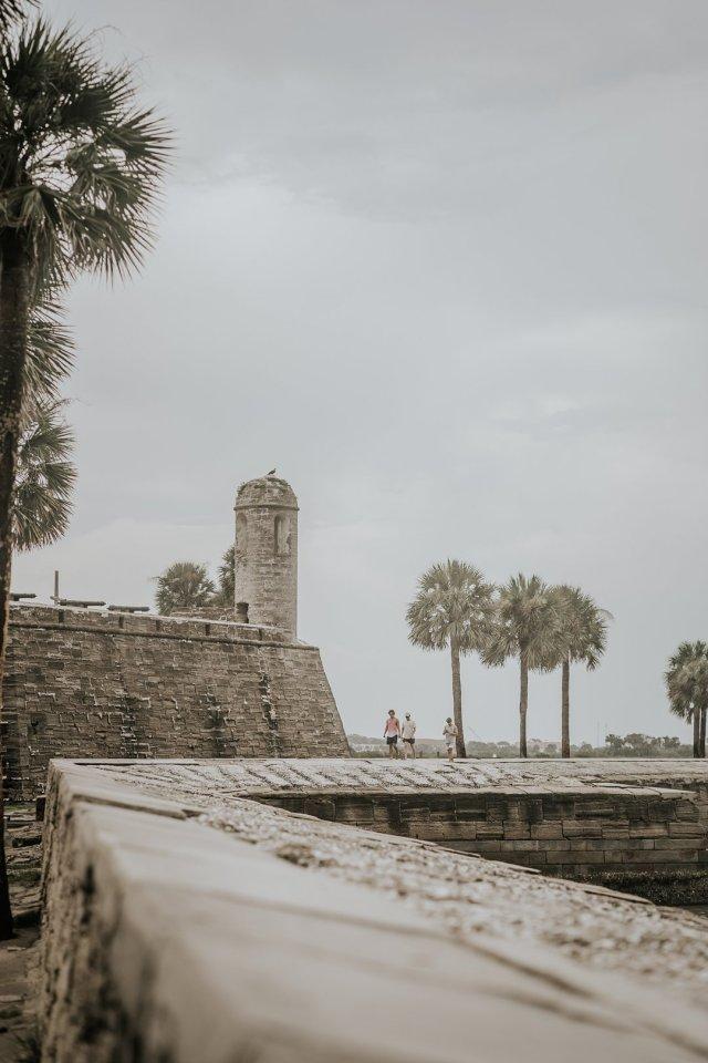 Castillo De San Marcos - - St Augustine, FL