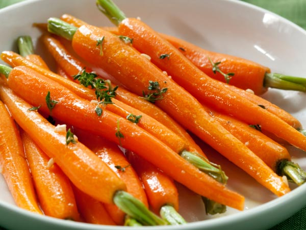 Eat a cup of carrot everyday to reduce high cholesterol
