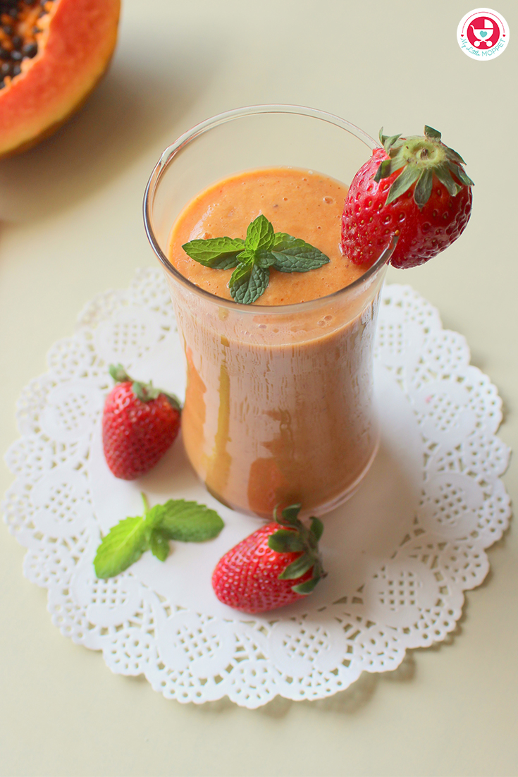 Immunobooster Smoothie Recipe