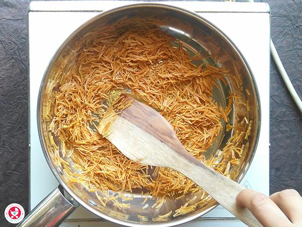 Traditional Semiya recipe