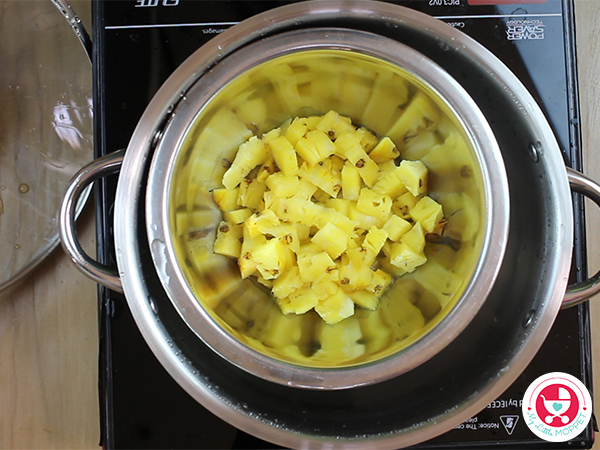 Steam cook
